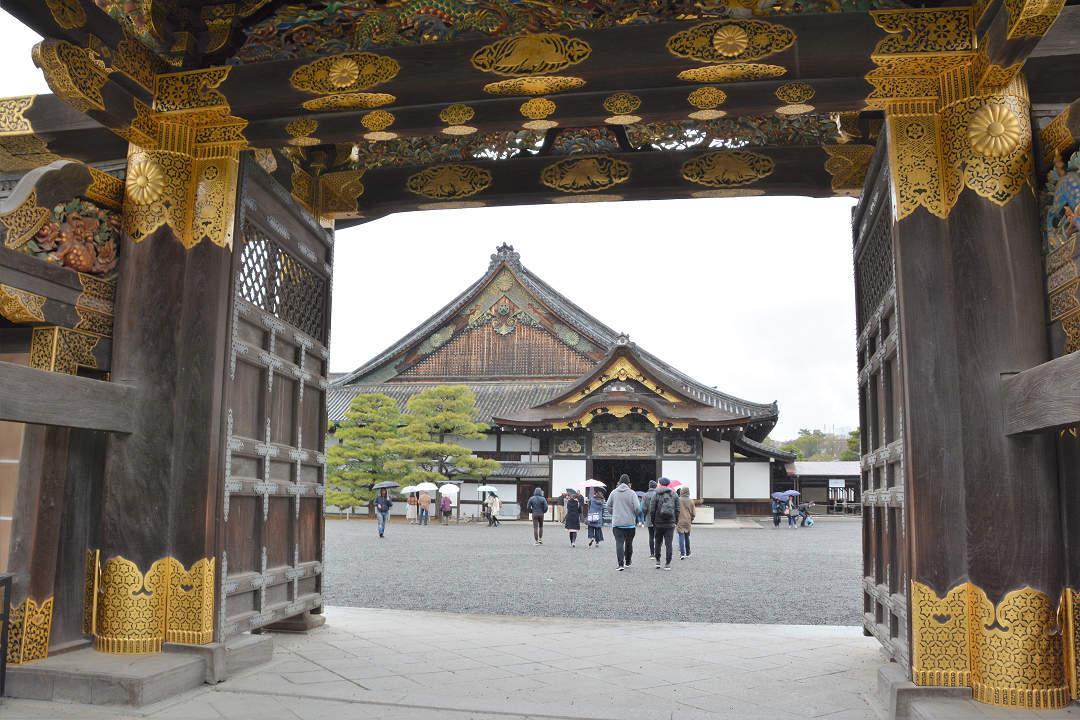 京都を歩く(12)二条城_a0148206_08594370.jpg