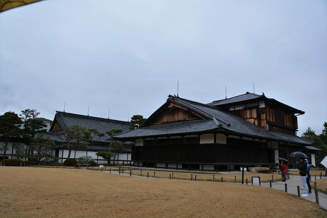 京都を歩く(12)二条城_a0148206_09213924.jpg