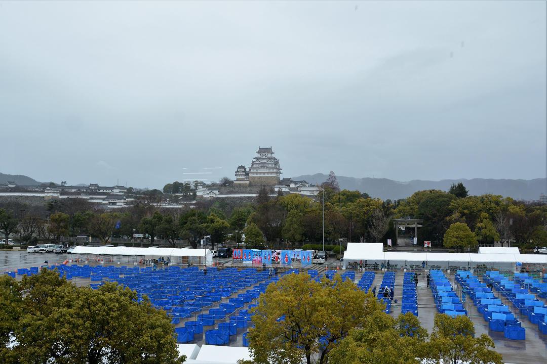 京都を歩く(13)姫路城へ_a0148206_18290827.jpg