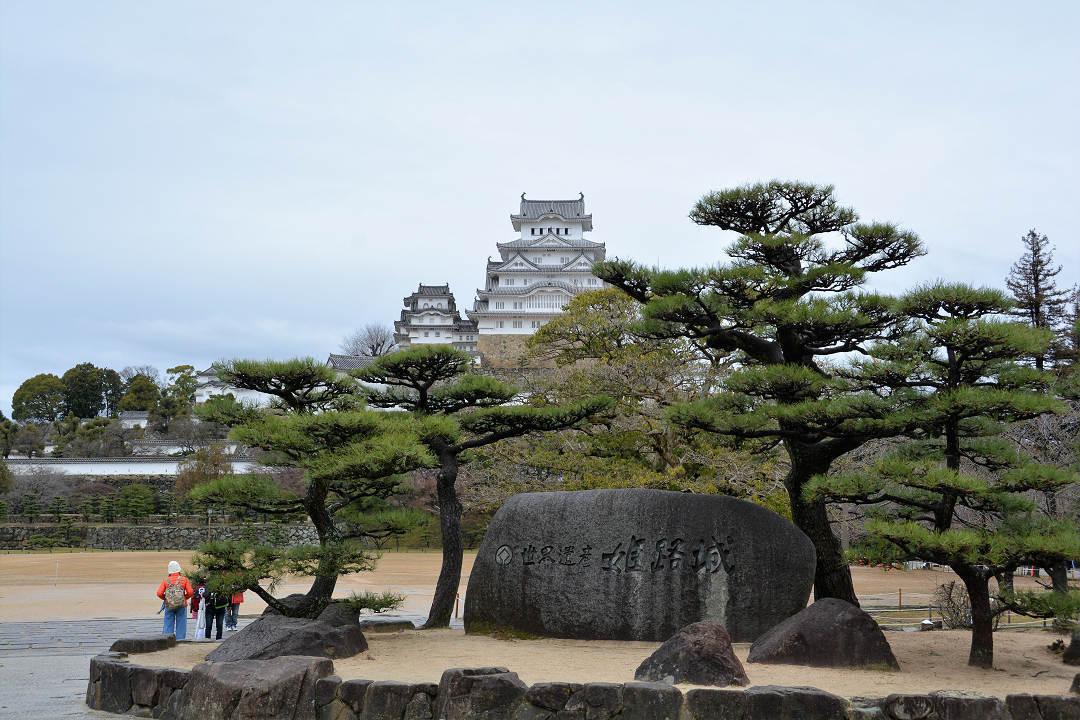 京都を歩く(13)姫路城へ_a0148206_19210644.jpg