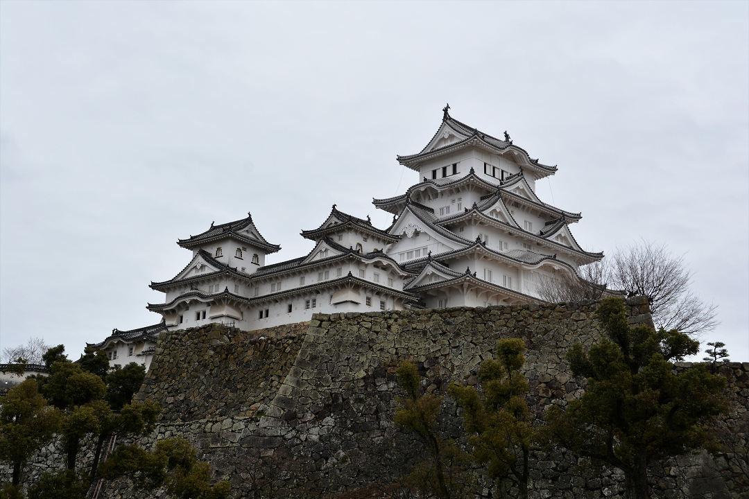 京都を歩く(13)姫路城へ_a0148206_19212404.jpg