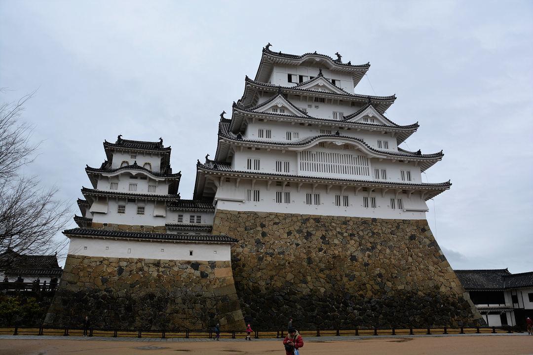京都を歩く(13)姫路城へ_a0148206_19214363.jpg