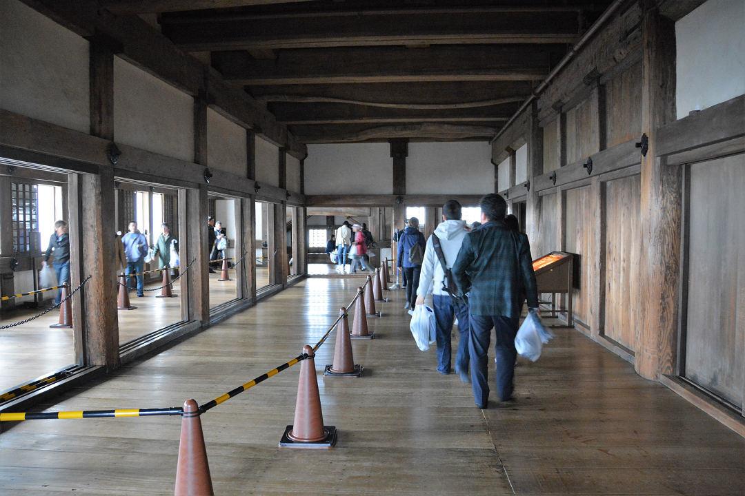 京都を歩く(13)姫路城へ_a0148206_19221659.jpg