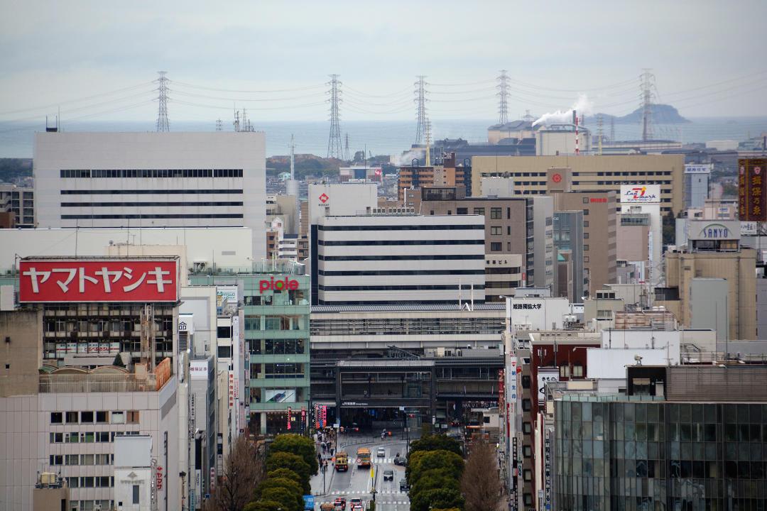 京都を歩く(13)姫路城へ_a0148206_19224849.jpg