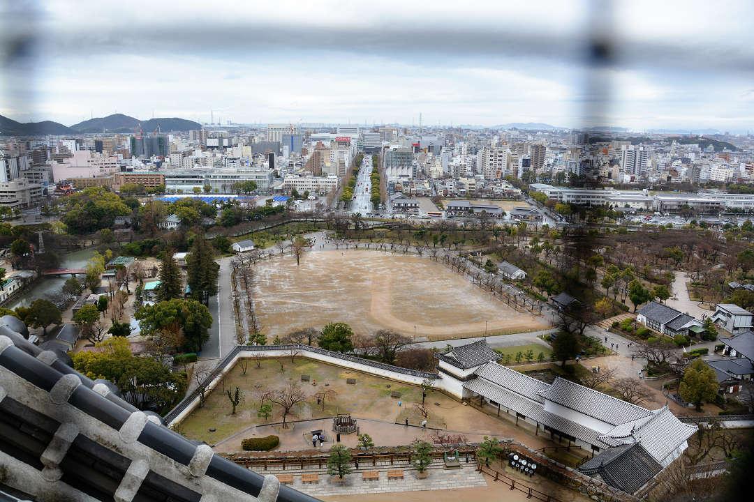 京都を歩く(13)姫路城へ_a0148206_19225551.jpg