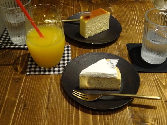 2018年福岡 cheesecake store KAKAさんで紅茶のチーズケーキ_e0230011_17153647.jpg
