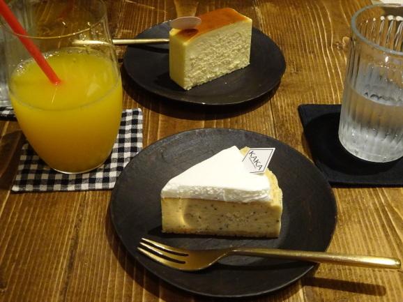 2018年福岡 cheesecake store KAKAさんで紅茶のチーズケーキ_e0230011_17165061.jpg
