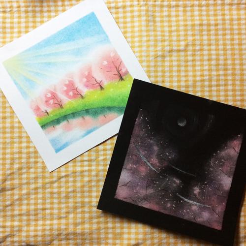 桜並木と夜桜_d0377316_11500659.jpg