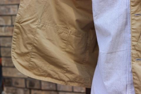 "WORKERS (ワーカーズ)  \""Cruiser Vest\""  ご紹介_f0191324_08202158.jpg"