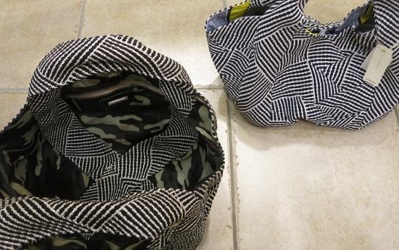 今年も 5Cheers パッチワークジャガードトートバッグが届きました。_c0227633_10500271.jpg