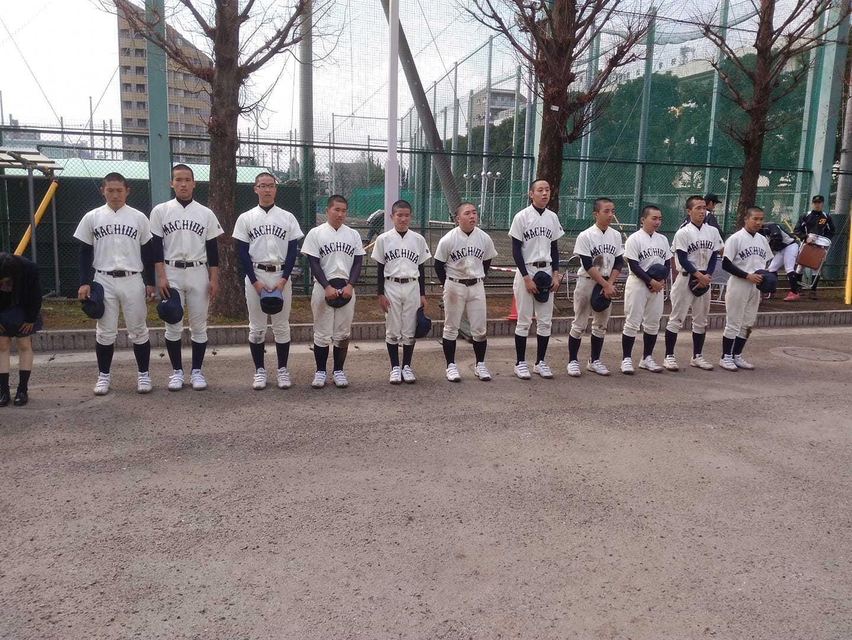2018春季東京都高校野球大会一次予選から本大会へ 都町田高校