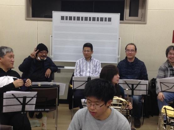3月18日(日)第1回宝島吹奏楽団練習会_b0206845_12371395.jpg