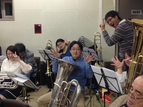 3月18日(日)第1回宝島吹奏楽団練習会_b0206845_12373020.jpg