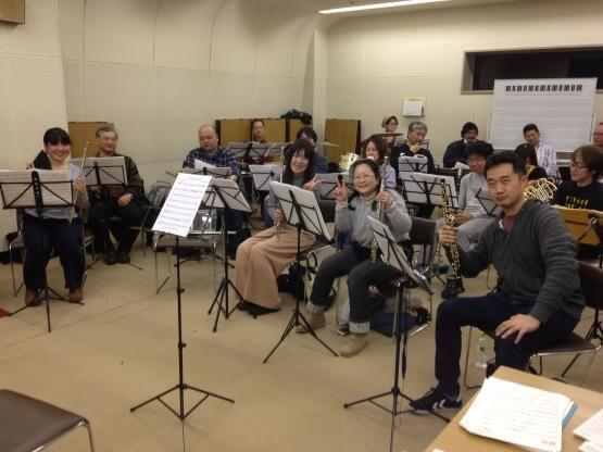 3月18日(日)第1回宝島吹奏楽団練習会_b0206845_12375733.jpg