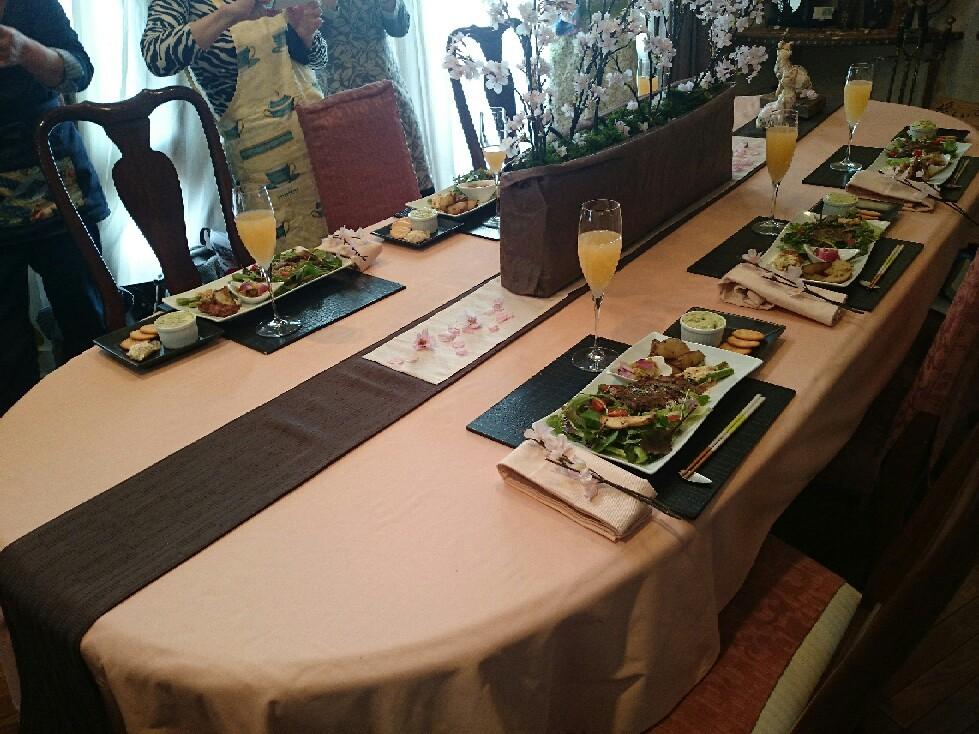 お花見料理教室最終週です。_f0323446_00131886.jpg