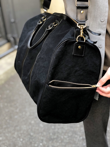 "【suolo】""Cruise\"" -black×black leather-_d0227059_10181526.jpg"