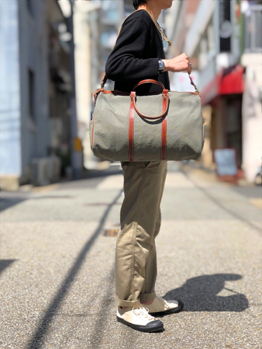 "【suolo】""Cruise\"" -rust×brown leather-_d0227059_10464024.jpg"