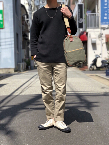 "【suolo】""Cruise\"" -rust×brown leather-_d0227059_10474581.jpg"