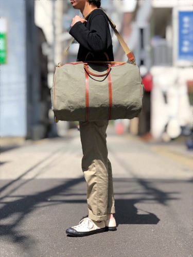 "【suolo】""Cruise\"" -rust×brown leather-_d0227059_10474619.jpg"