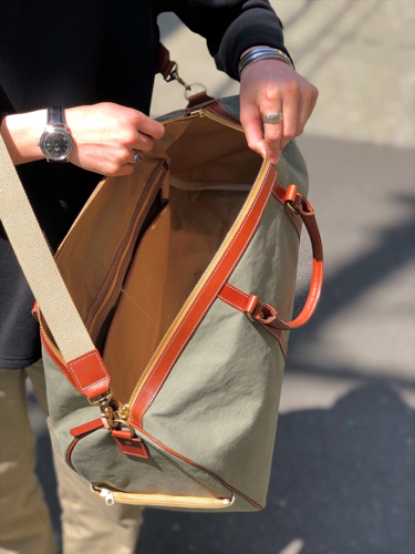 "【suolo】""Cruise\"" -rust×brown leather-_d0227059_10491764.jpg"