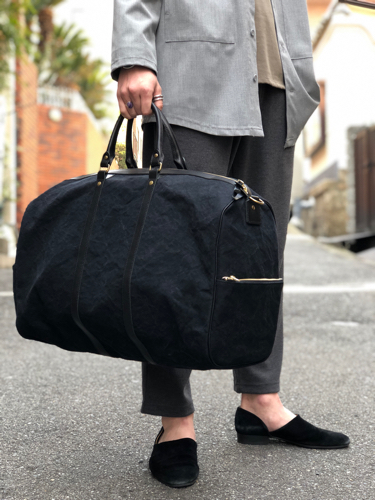 "【suolo】""Cruise\"" -black×black leather-_d0227059_19093598.jpg"