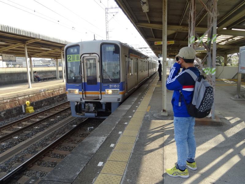 たま電車&紀州鉄道・・・てっちゃんに連れられて_c0108460_22513406.jpg