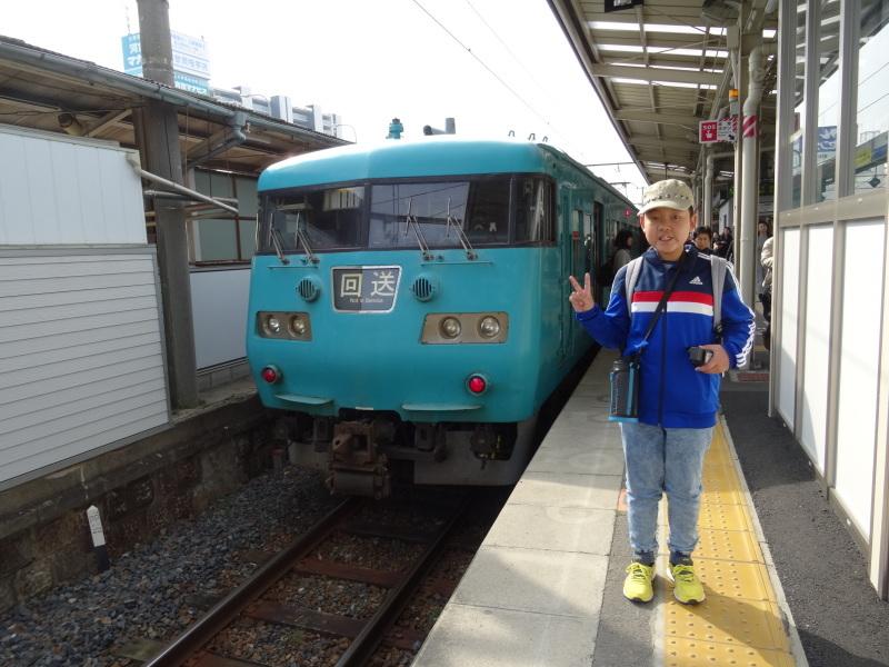 たま電車&紀州鉄道・・・てっちゃんに連れられて_c0108460_22523525.jpg