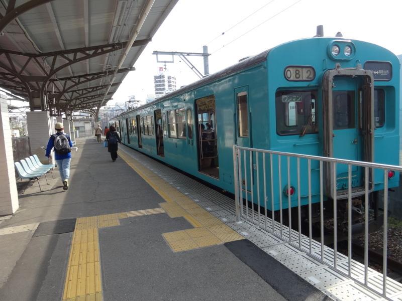 たま電車&紀州鉄道・・・てっちゃんに連れられて_c0108460_22523737.jpg