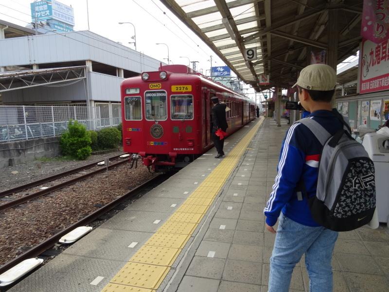 たま電車&紀州鉄道・・・てっちゃんに連れられて_c0108460_22525290.jpg
