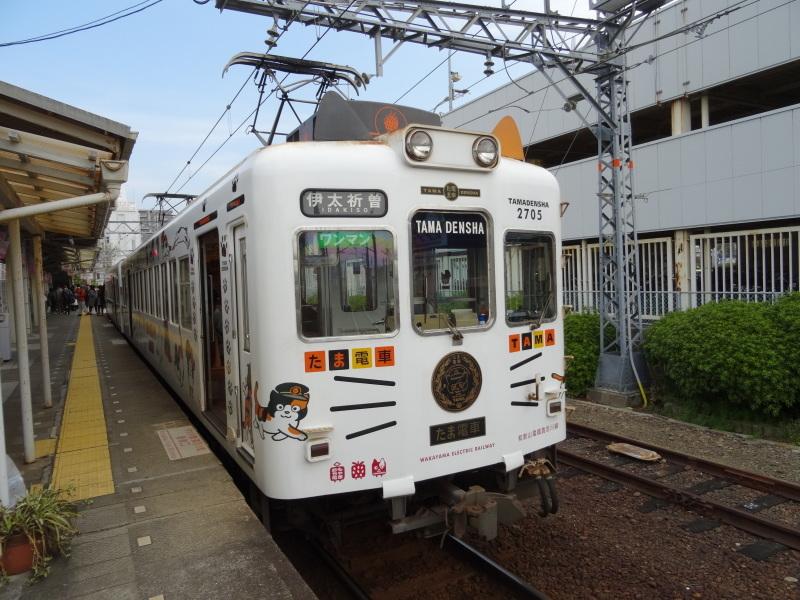 たま電車&紀州鉄道・・・てっちゃんに連れられて_c0108460_22531898.jpg