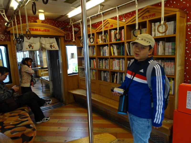 たま電車&紀州鉄道・・・てっちゃんに連れられて_c0108460_22533388.jpg