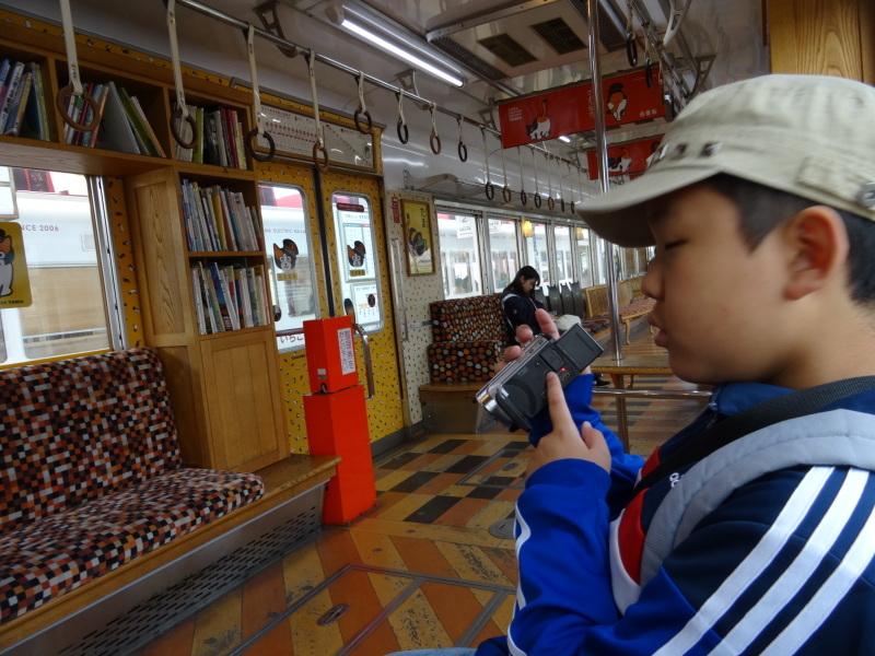 たま電車&紀州鉄道・・・てっちゃんに連れられて_c0108460_22574090.jpg