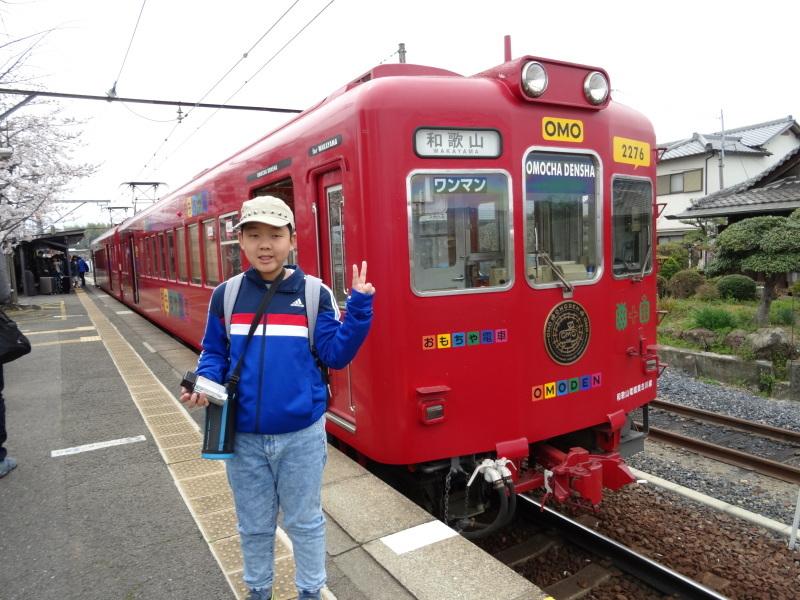 たま電車&紀州鉄道・・・てっちゃんに連れられて_c0108460_23055232.jpg