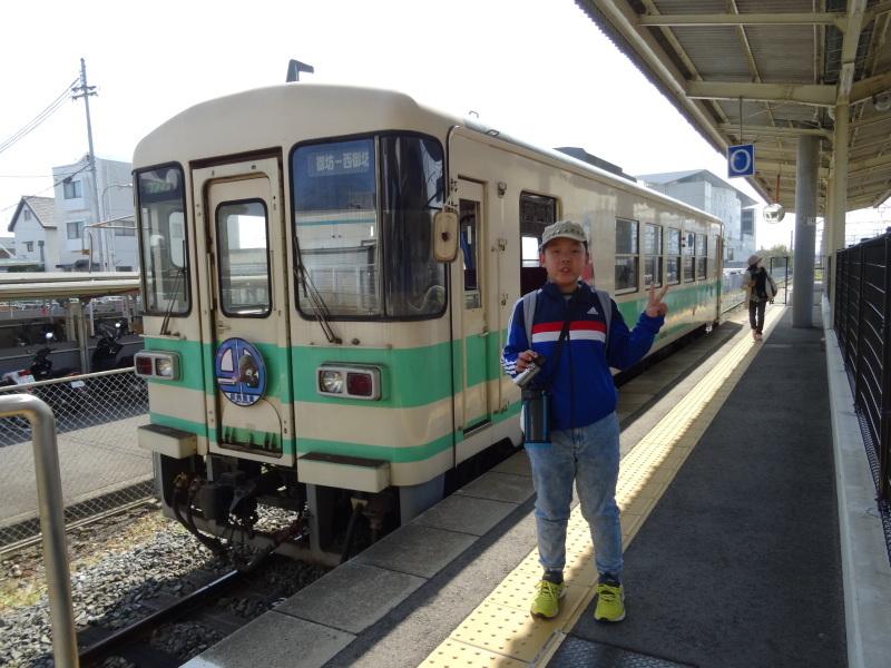 たま電車&紀州鉄道・・・てっちゃんに連れられて_c0108460_23093971.jpg