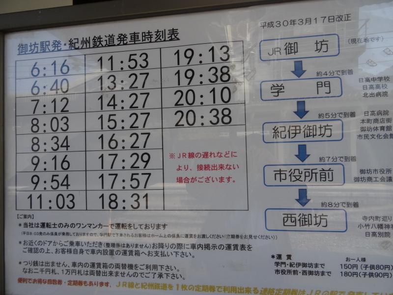 たま電車&紀州鉄道・・・てっちゃんに連れられて_c0108460_23094005.jpg