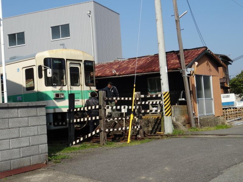 たま電車&紀州鉄道・・・てっちゃんに連れられて_c0108460_23134174.jpg