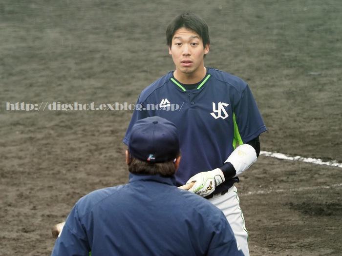 山田哲人選手、2018浦添キャンプその9_e0222575_90195.jpg