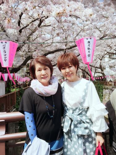 目黒川のお花見便り🌸_a0114206_20503956.jpeg