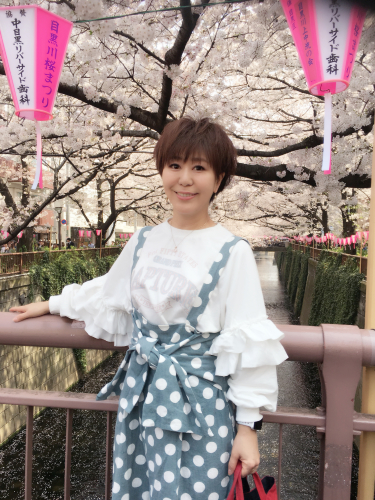 目黒川のお花見便り🌸_a0114206_21105847.jpeg
