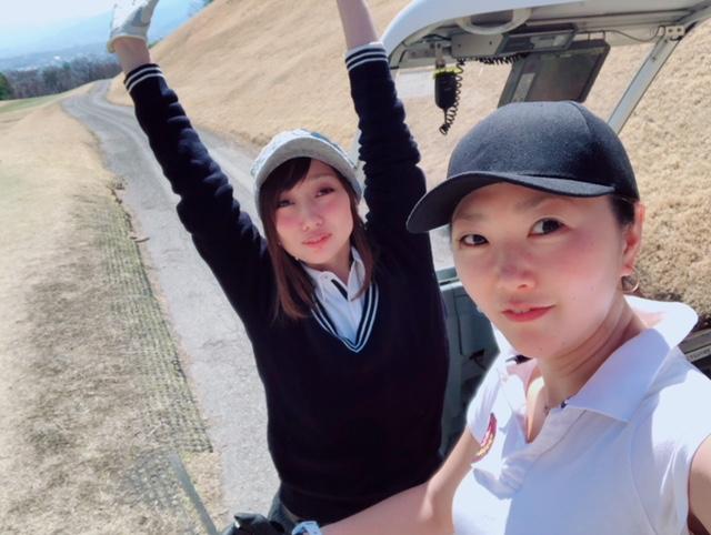 ゴルフ初ラウンドデビュー★_c0294909_10532116.jpg