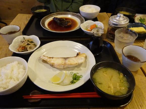 2018年福岡 梅山鉄平食堂でランチ_e0230011_17294318.jpg