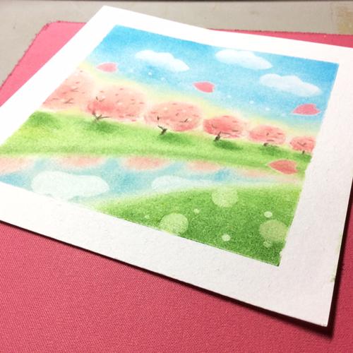 川辺の桜並木_d0377316_21283677.jpg