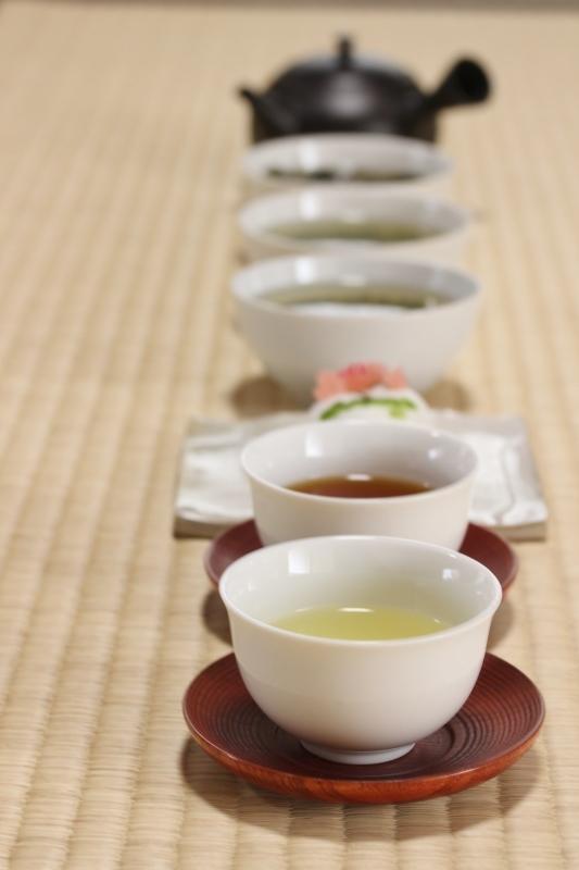 喜楽亭で楽しむ おいしい日本茶 3月_b0220318_10292850.jpg