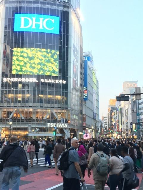 【舗装10日目】工事は順調!夜は渋谷へ_c0224820_23495050.jpeg