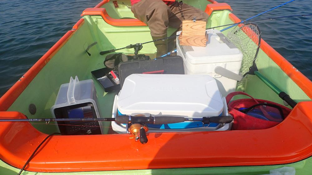オーパL3ボート釣り・初出船。2018年3月28日(水)_d0171823_22563611.jpg