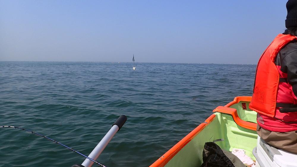 オーパL3ボート釣り・初出船。2018年3月28日(水)_d0171823_22564305.jpg