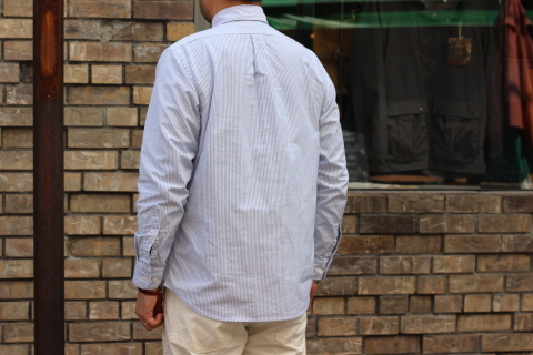 "WORKERS (ワーカーズ)  ""Wide Spread Shirt\"" ご紹介_f0191324_07420373.jpg"