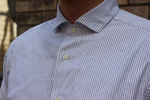 "WORKERS (ワーカーズ)  ""Wide Spread Shirt\"" ご紹介_f0191324_07421687.jpg"