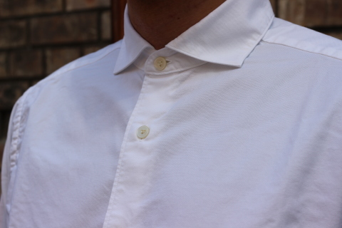 "WORKERS (ワーカーズ)  ""Wide Spread Shirt\"" ご紹介_f0191324_07443697.jpg"