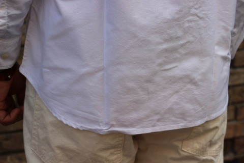 "WORKERS (ワーカーズ)  ""Wide Spread Shirt\"" ご紹介_f0191324_07453787.jpg"